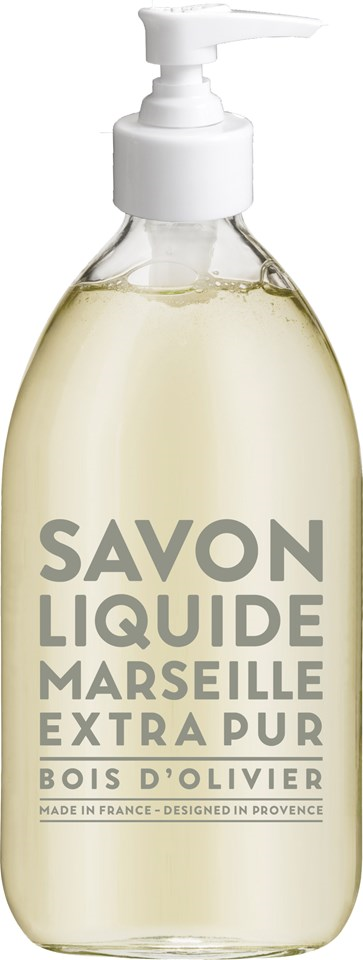 Savon Liquide Marseille Bois D Olivier