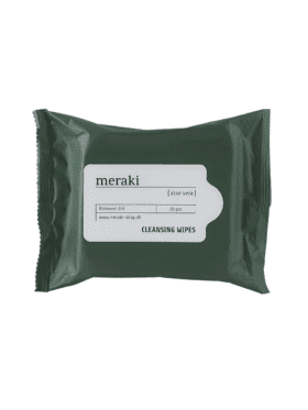 Meraki Cleansing Wipes Aloe Vera
