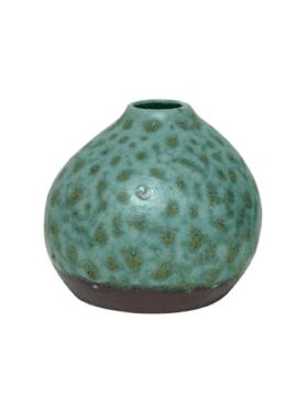 HK Living Keramikk Vase Organic Green