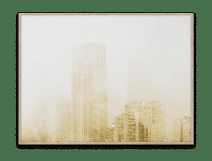 Paper Collective 'Tokyo' av Lasse Bech Martinussen 70x50
