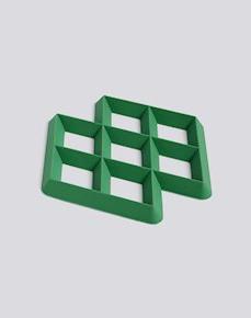 HAY Rhom Trivet Gryteunderlag Grønn