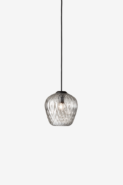 and tradition Blown SW4 Taklampe Silver