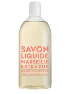 Savon Liquide Pample Mousse Rose