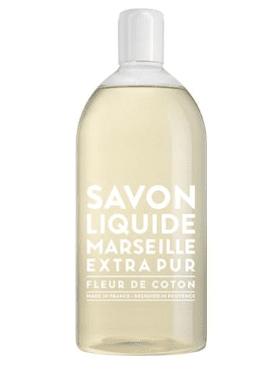 Savon Liquide Refill Fleur De Coton
