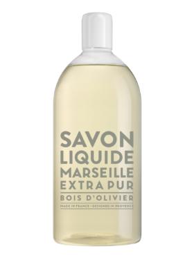 Savon Liquide refill Bois d'olivier