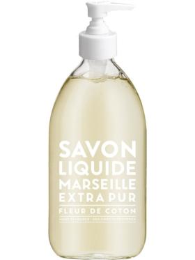 Savon Liquide Fleur de Cotton