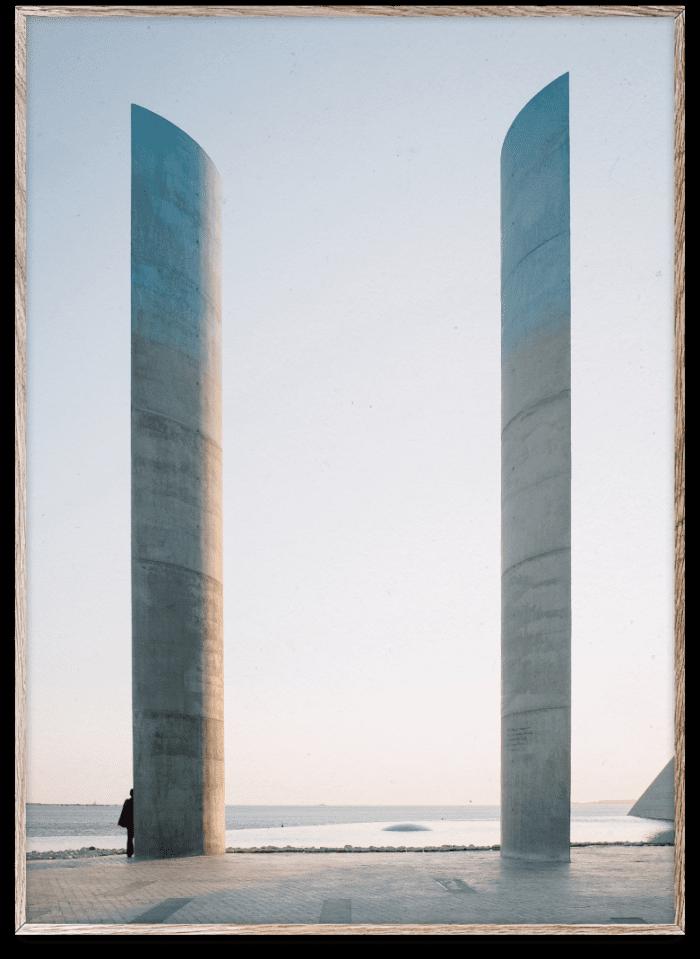 Papercollective Lisboa 50x70cm