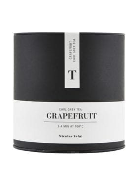 Nicolas Vahe Earl Grey Tea Grapefruit 100g