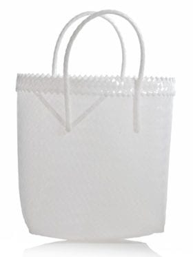 Farrow Romy Bag White