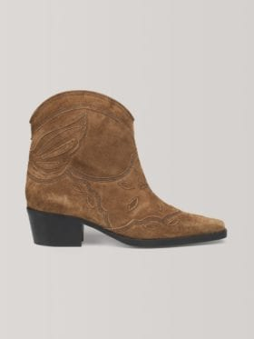 Ganni Tapioca Boots