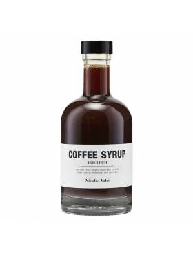 Nicolas Vahe Coffee Syrup Irish Rum 25cl
