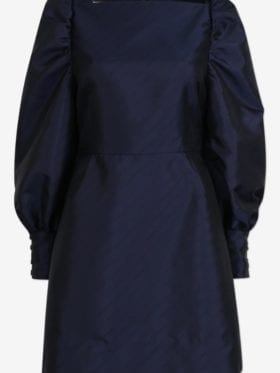 Baum und Pferdgarten Aidy Dress Peacoat Black Stick