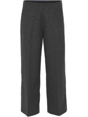 NORR Kyle Pants Dark Grey pinstripe