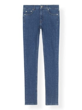 Ganni Classic Stretch Denim