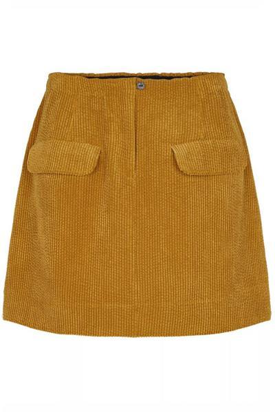 Second Female Boyas MW Short Skirt Inca Gold