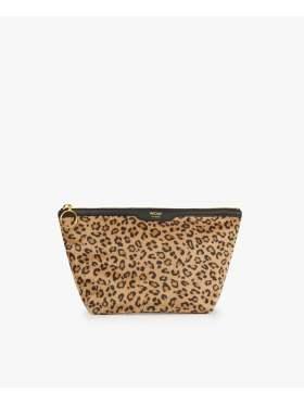 Wouf Safari Makeup Bag Leopard