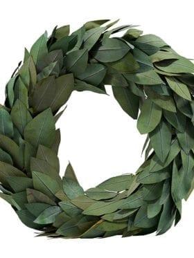House Doctor Wreath Christmas Green