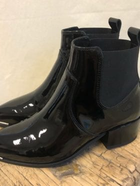 Pavement Lilly Boots Black