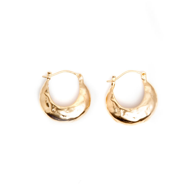 Mimi Et Toi Oriane Earring Gold