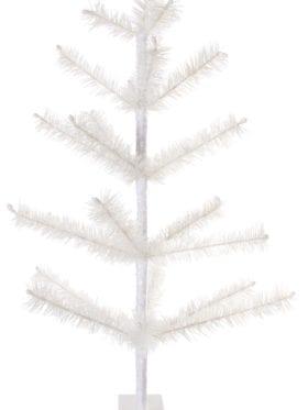 ShiShi Feather tree white