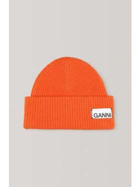 Ganni Knit Hatt Oriole