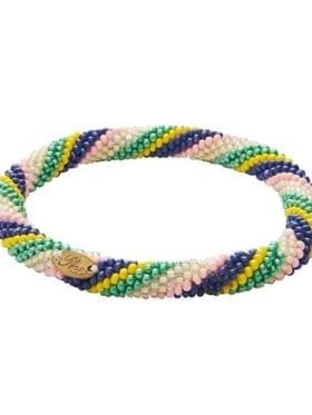 Pico Candy Crush Bracelet  Rainbow