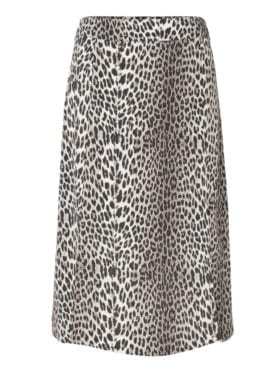 NOTES du Nord Nelly Skirt Leopard