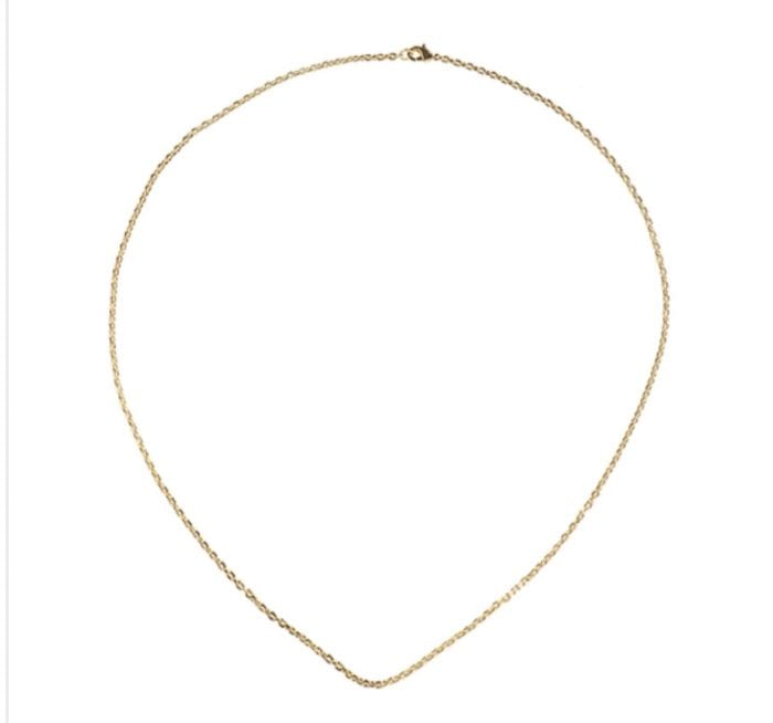 Emilia by Bon Dep Chain Necklace
