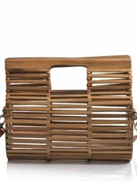 Farrow Hollie Bamboo Bag