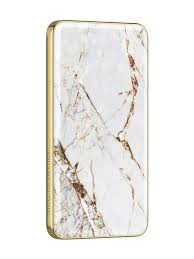 iDeal of Sweden Fashion Power Bank Carrara Gold