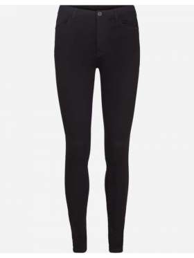 Moss Copenhagen Uma Skinny Jeans Black