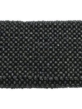4 Africa Clutch Black
