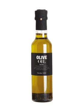 Nicolas Vahé Olive Oil with Basil