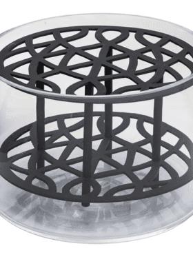 KLONG Äng Vase Black S