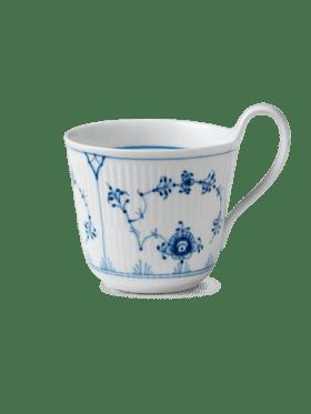 Royal Copenhagen Blue Fluted Plain High Handle Mug 33cl
