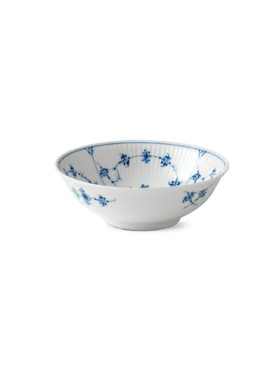 Royal Copenhagen Blue Fluted Plain Bowl 35cl
