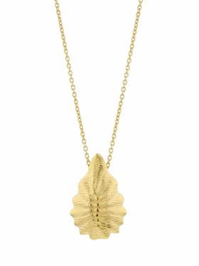 Hasla  Seashell, Conch necklace gull