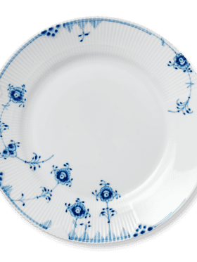 Royal Copenhagen Blue Elements Plate 28cm