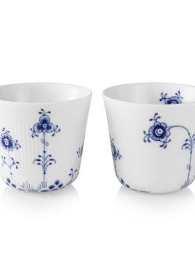 Royal Copenhagen Blue Elements Multi Cups 2pcs