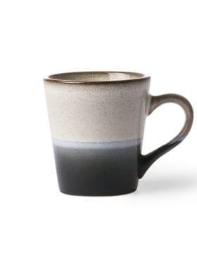 HK Living Ceramic 70`s Espresso Mug Rock