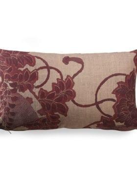 HK Living Printed cushion osaka (35x60)