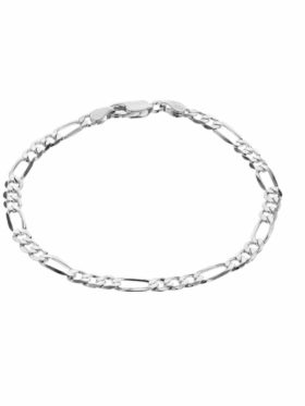 Hasla Space, Flat Figaro Bracelet