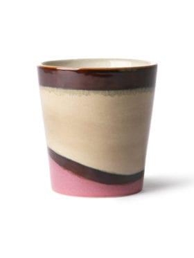 HK Living Ceramic 70`s Mug Dunes