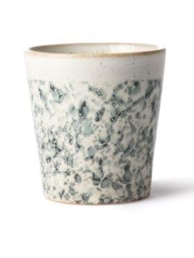 HK Living Ceramic 70`s Mug Hail