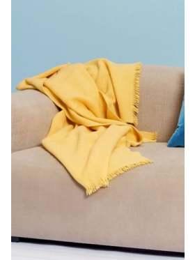Hay Mono Blanket Lemon Sorbet Gul