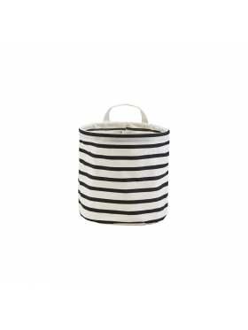 House Doctor Oppbevaringskurv Striper Mini