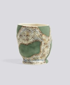 HAY Jessica Hans Mug Grønn