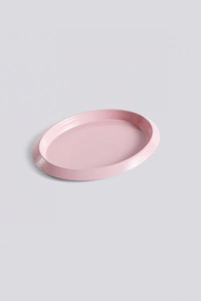 HAY Ellipse Tray XS Rosa