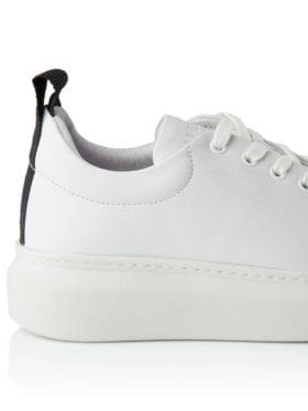 Pavement Dee Sneakers Hvit