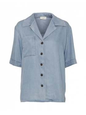 NORR Gramy Skjorte Blå
